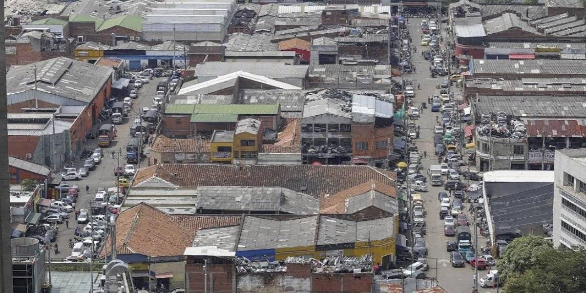 La venta ilegal de autopartes, una problemática que no para en Medellín