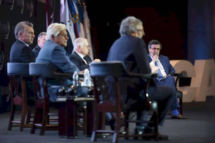 Luis Alberto Moreno en el V Encuentro Ciudadano