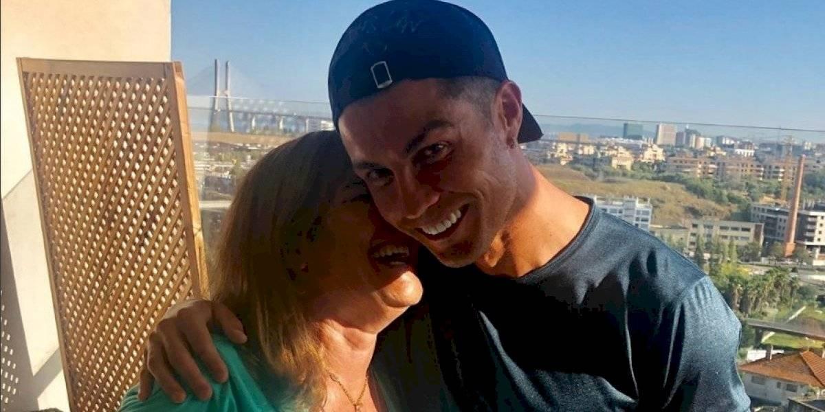 Mamá de Cristiano Ronaldo da su primer mensaje tras estar al borde de la muerte