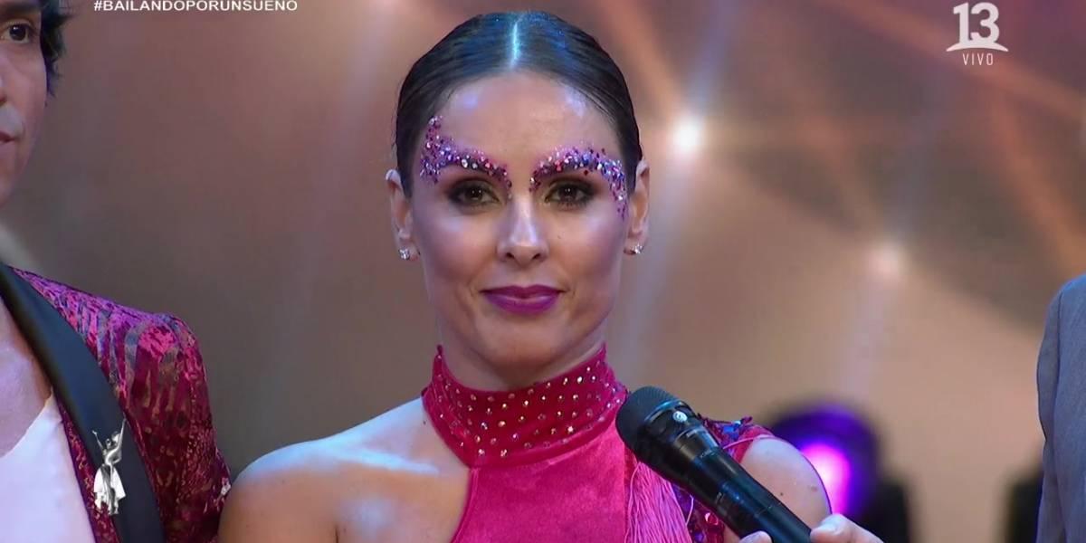 """Maura Rivera tras baja calificación en """"Bailando por un Sueño"""": """"Tienen muchas expectativas conmigo"""""""