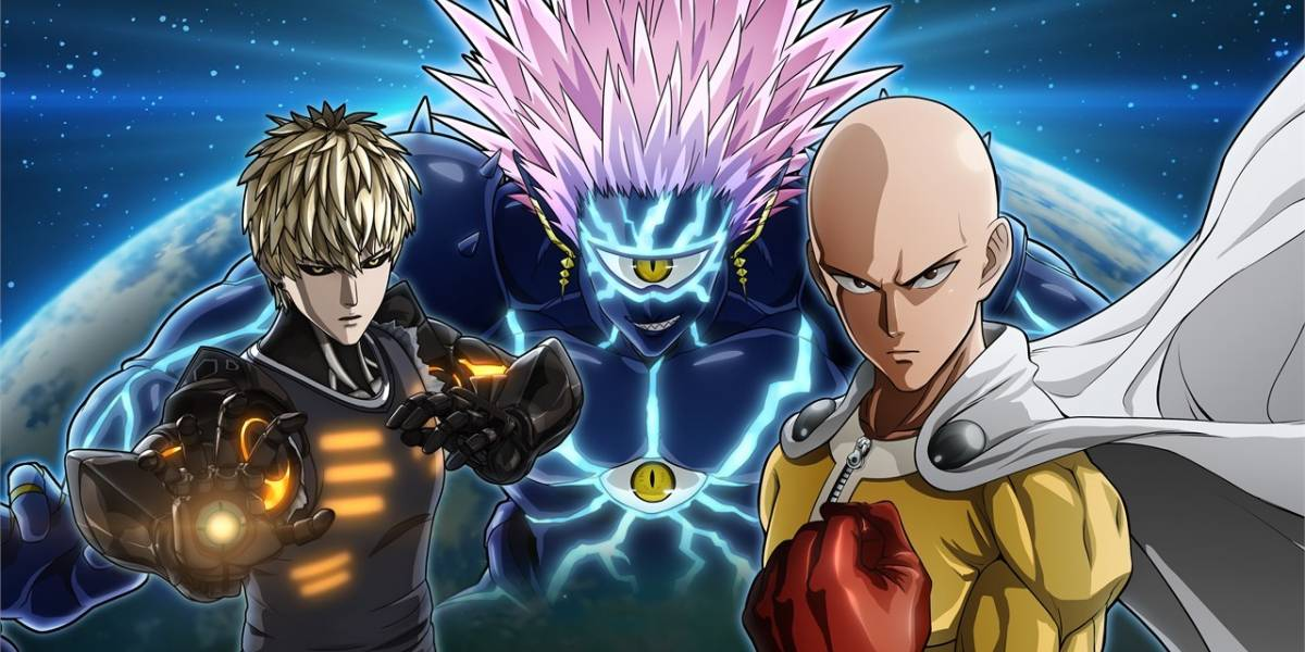 Un golpe basta: review One Punch Man A Hero Nobody Knows [Fw Labs]
