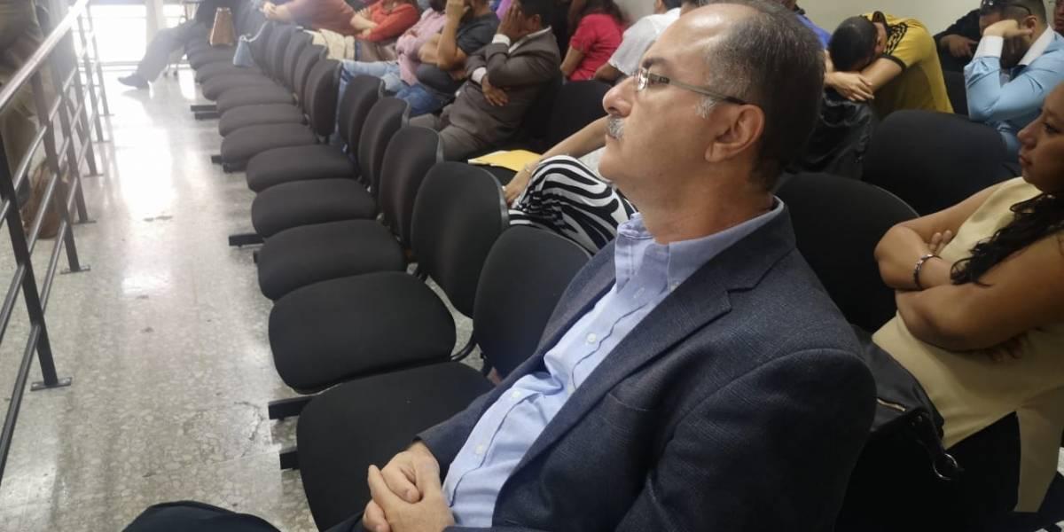 Tribunal rechaza petición para que Pedro Muadi pague Q8.4 millones de resarcimiento al Estado