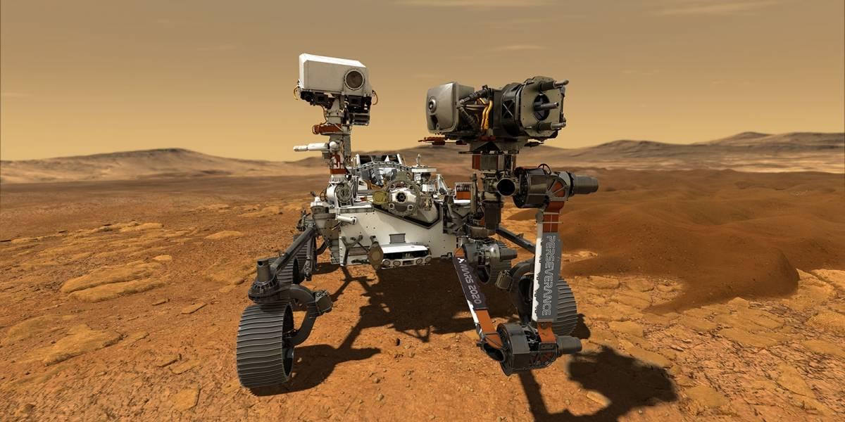 NASA retrasa lanzamiento de misión Mars 2020 y su rover Perseverance