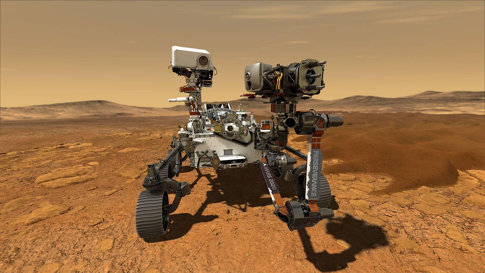 NASA Perseverance: así se llamará el rover para la misión a Marte 2020