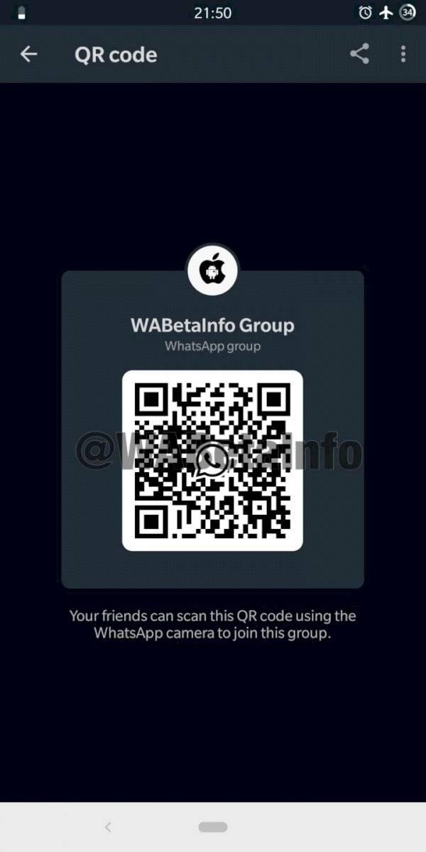WhatsApp seguridad grupos