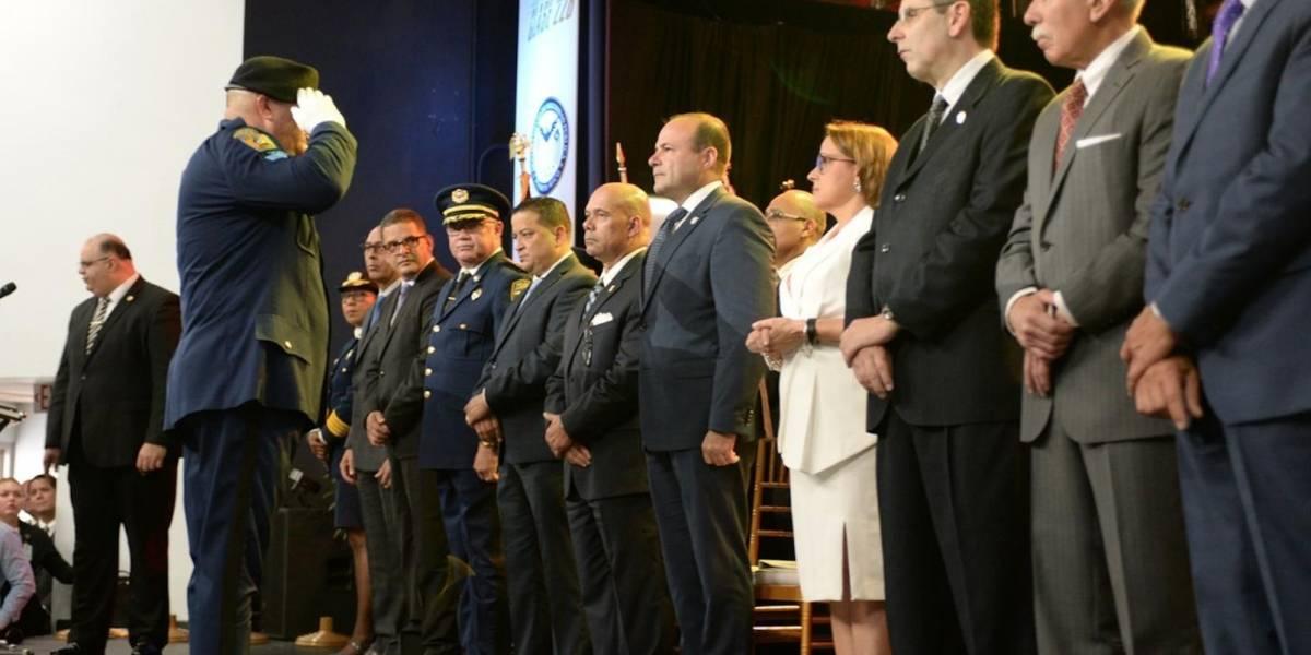 Se gradúan 221 nuevos agentes de la Policía