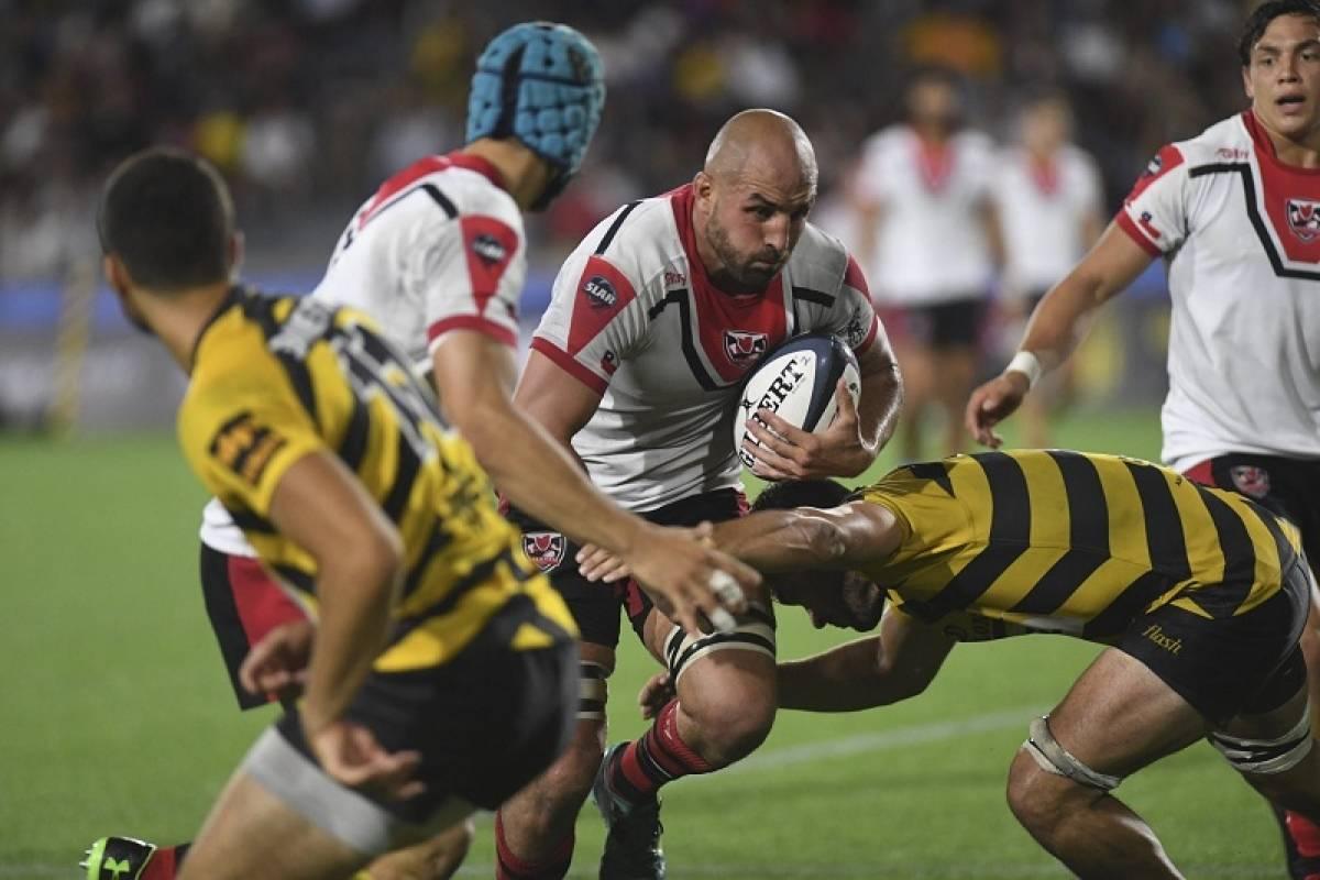 Selknam se estrena en la Superliga Americana de rugby con un ...