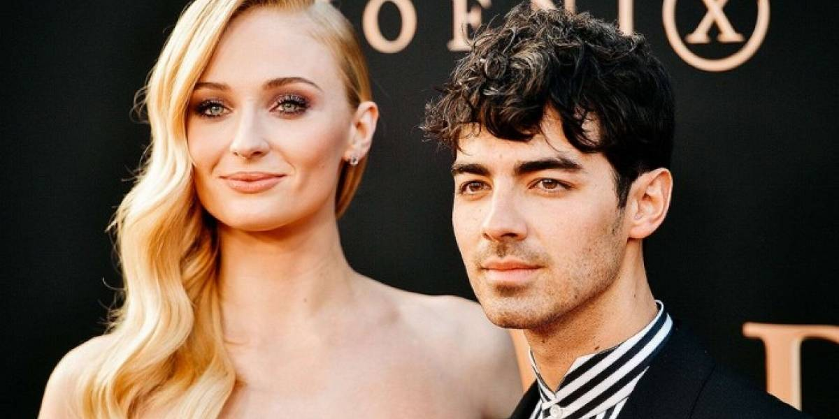 """Sophie Turner admitió que """"odiaba"""" a los Jonas Brothers antes de conocer a Joe"""
