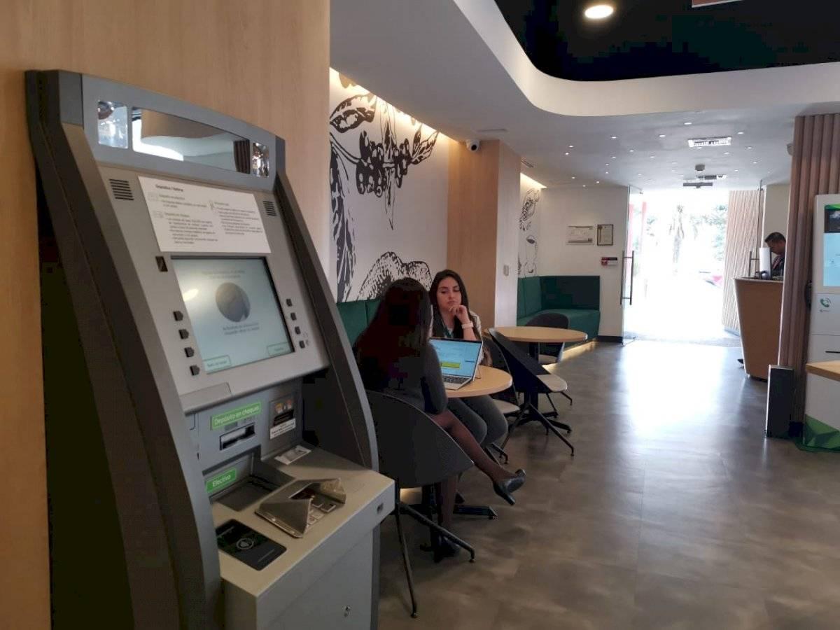 Produbanco Business Center Metro Ecuador