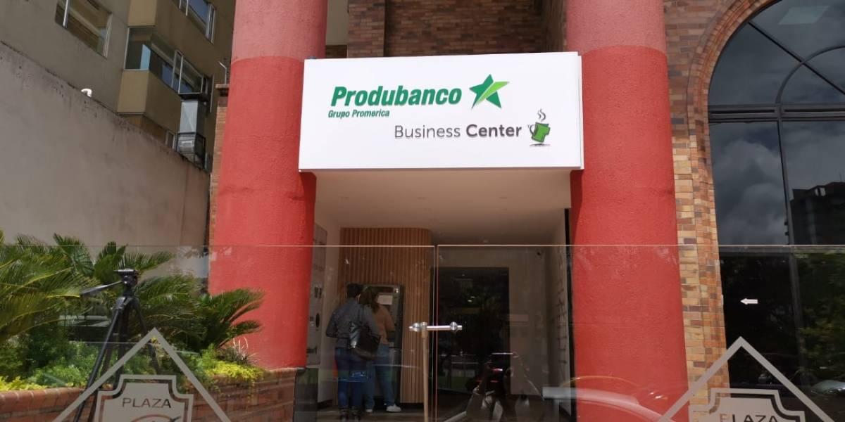 En el Business Center de Produbanco se conjugan los negocios y el café