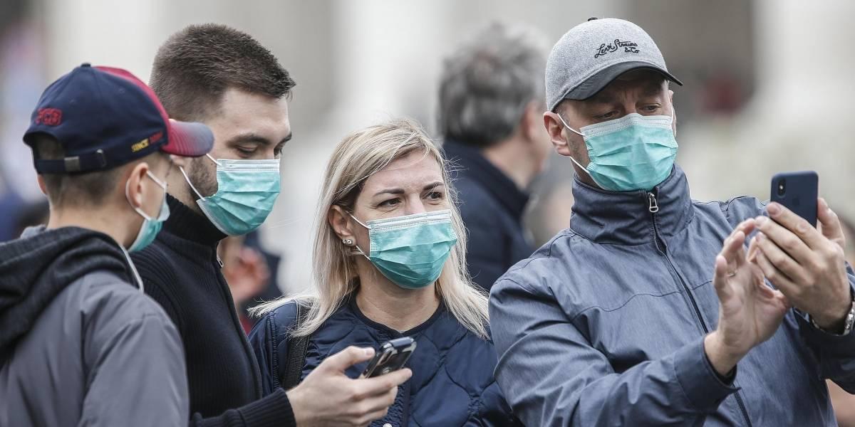 Autoridades del Vaticano evalúan suspender ceremonias públicas por primer caso de coronavirus en la ciudad