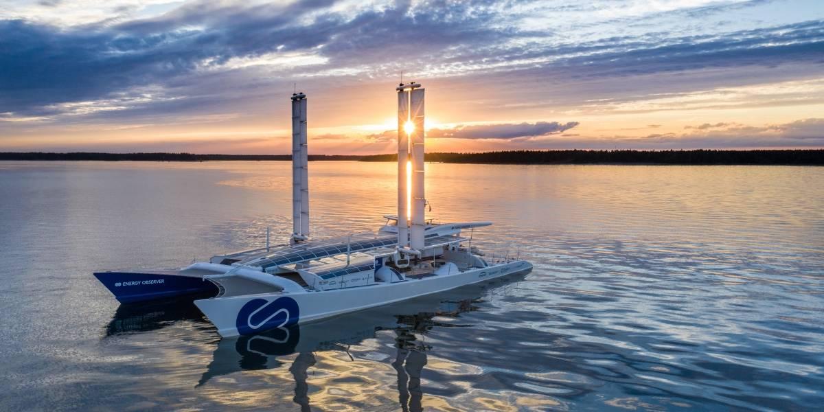 Toyota crea innovación marítima para ayudar al medio ambiente