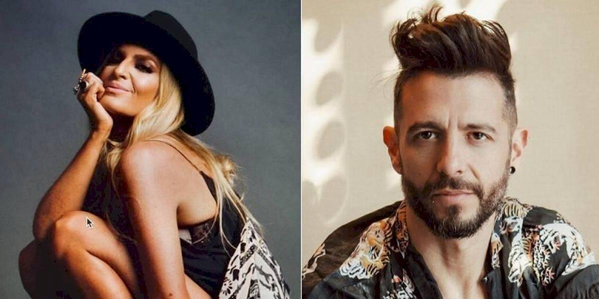 ¿Confirmado? Angie Taddei y Sergio O'Farrill llegan juntos a los Spotify Awards