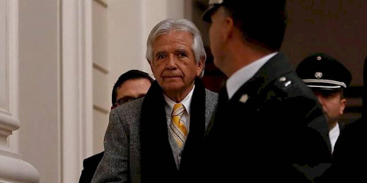 Ministro Aránguiz rechazó solicitud de extradición de Carlos Cardoen