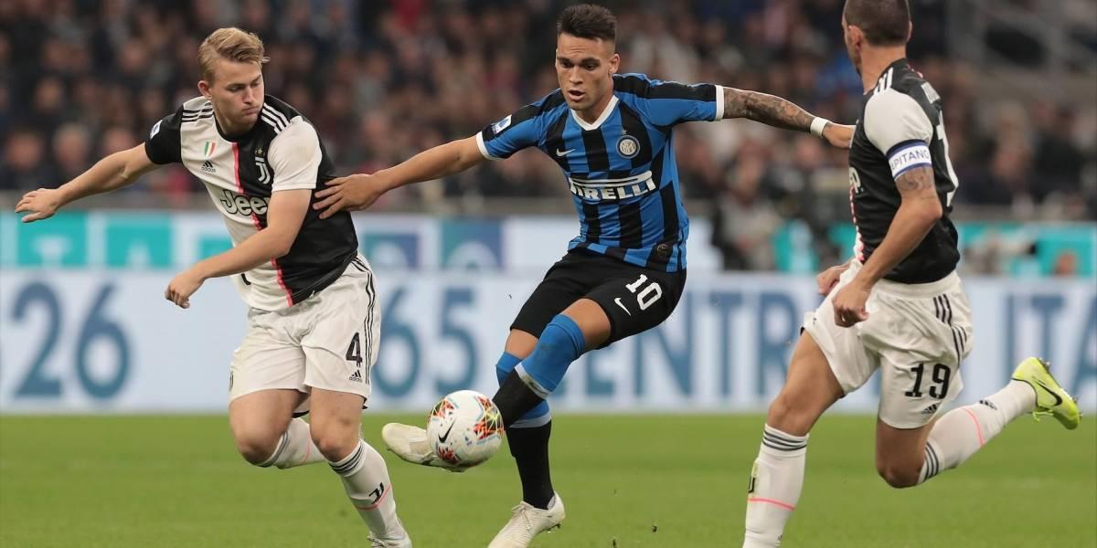 Confirmado el día y hora del Juventus vs Inter por la fecha 26 de la Serie A 2019/20