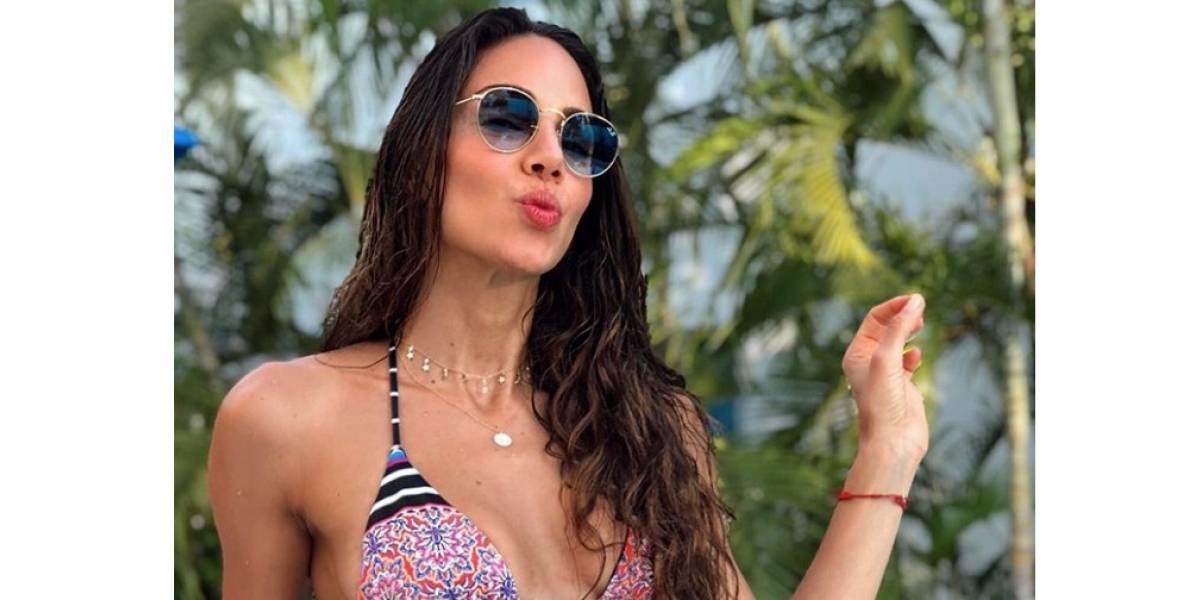 El look de Valerie Domínguez con el que casi muestra de más a sus seguidores
