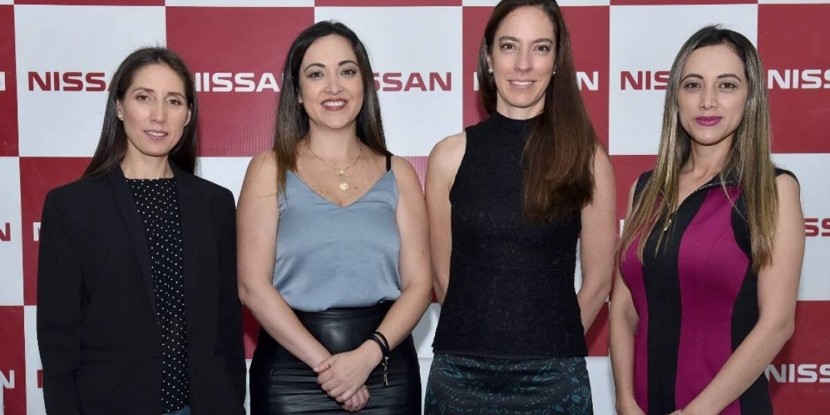 Nissan en Ecuador celebra el Día Internacional de la Mujer