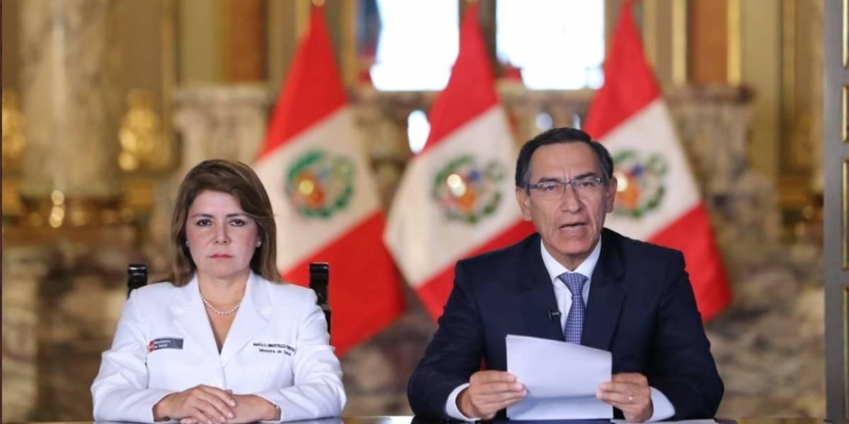 Se confirma el primer caso de coronavirus en Perú