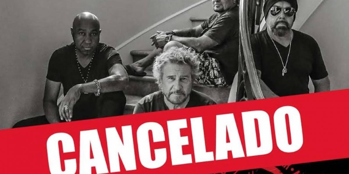 Primera cancelación en Chile por Coronavirus: Ex vocalista de Van Halen no vendrá a la región