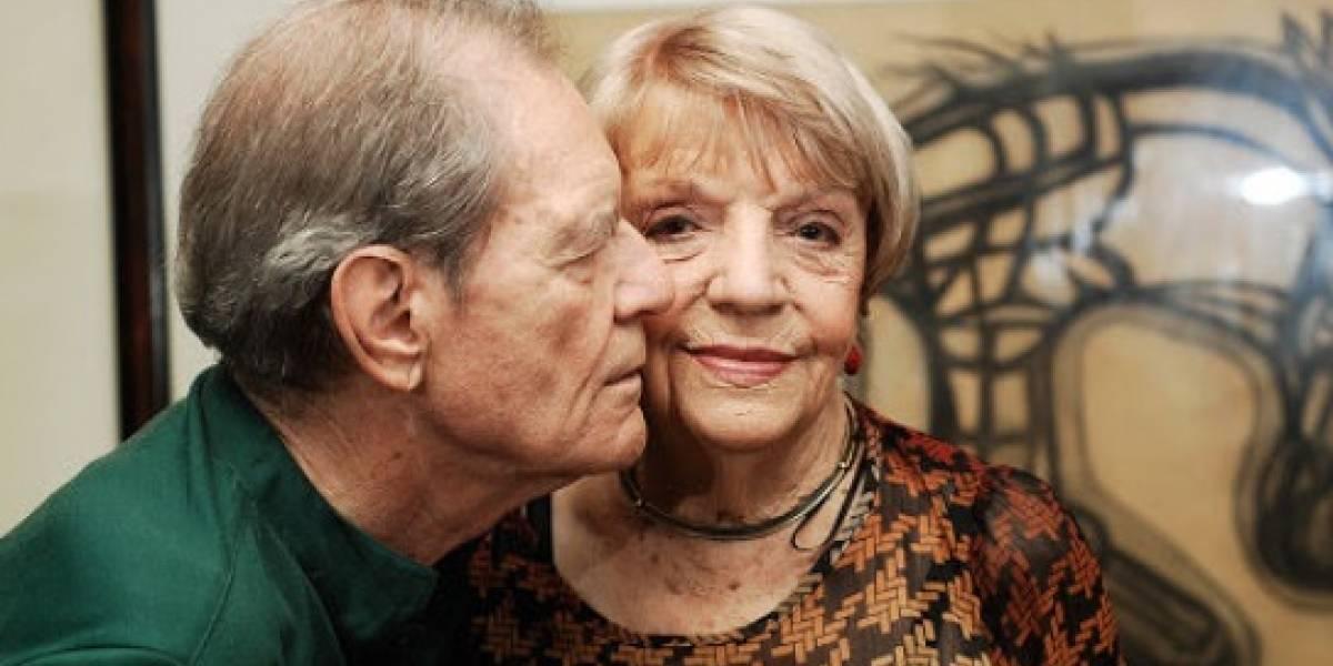 Falleció actriz Bélgica Castro un día después de la muerte de su marido Alejandro Sieveking