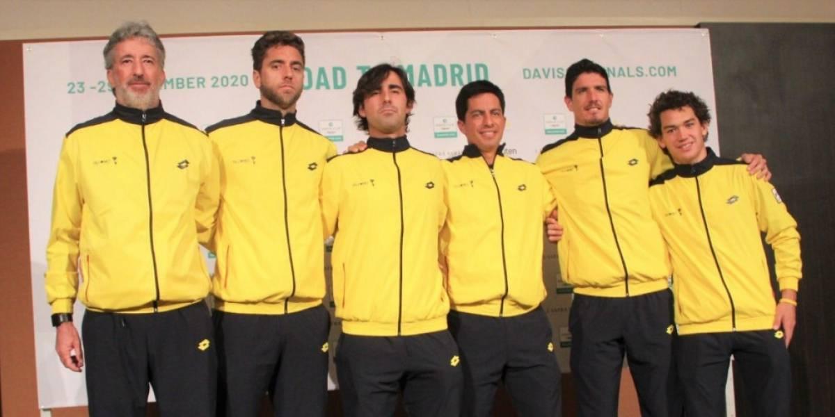 Copa Davis: Ecuador sorprende a Japón y se acerca a las finales de Madrid