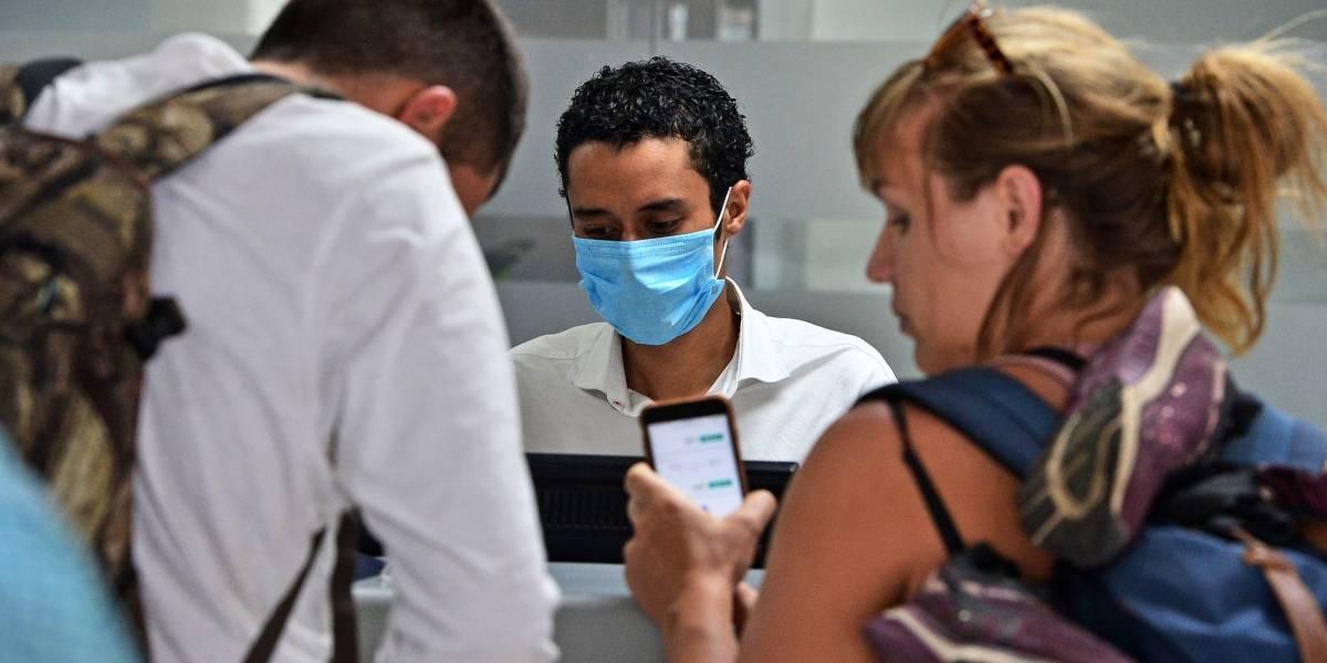 VIDEO. Conred se declara en alerta roja por coronavirus