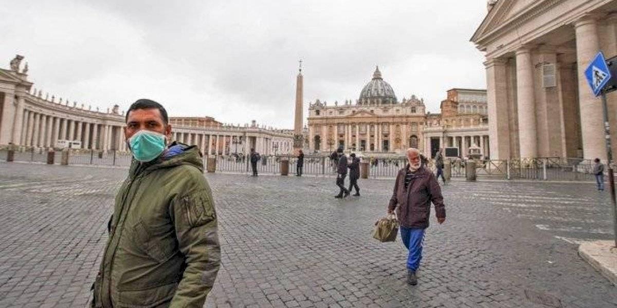 Registran primer caso de coronavirus en el Vaticano