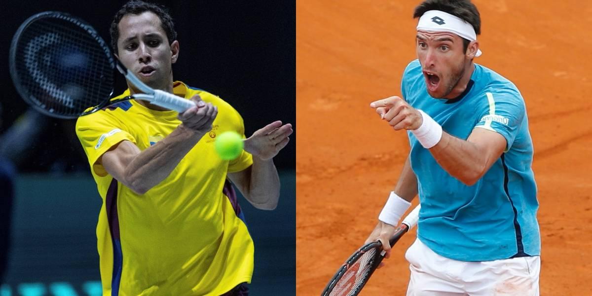 Daniel Galán vs. Leonardo Mayer   Empieza la Copa Davis y el sueño de volver al Grupo Mundial