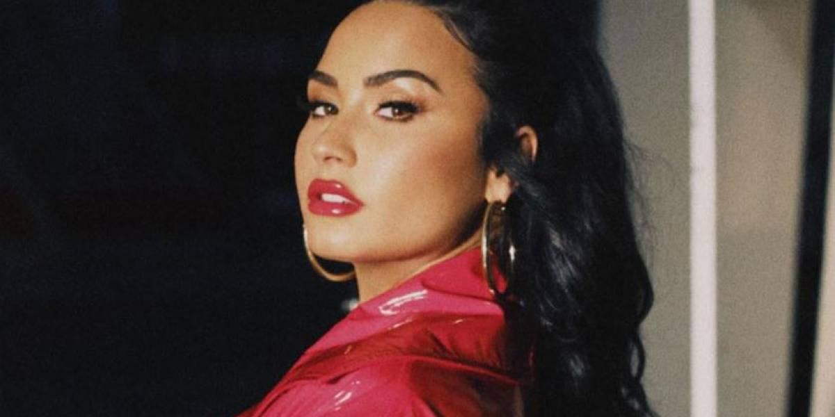 ¡Nuevo romance! Demi Lovato y el actor Max Ehrich estarían saliendo
