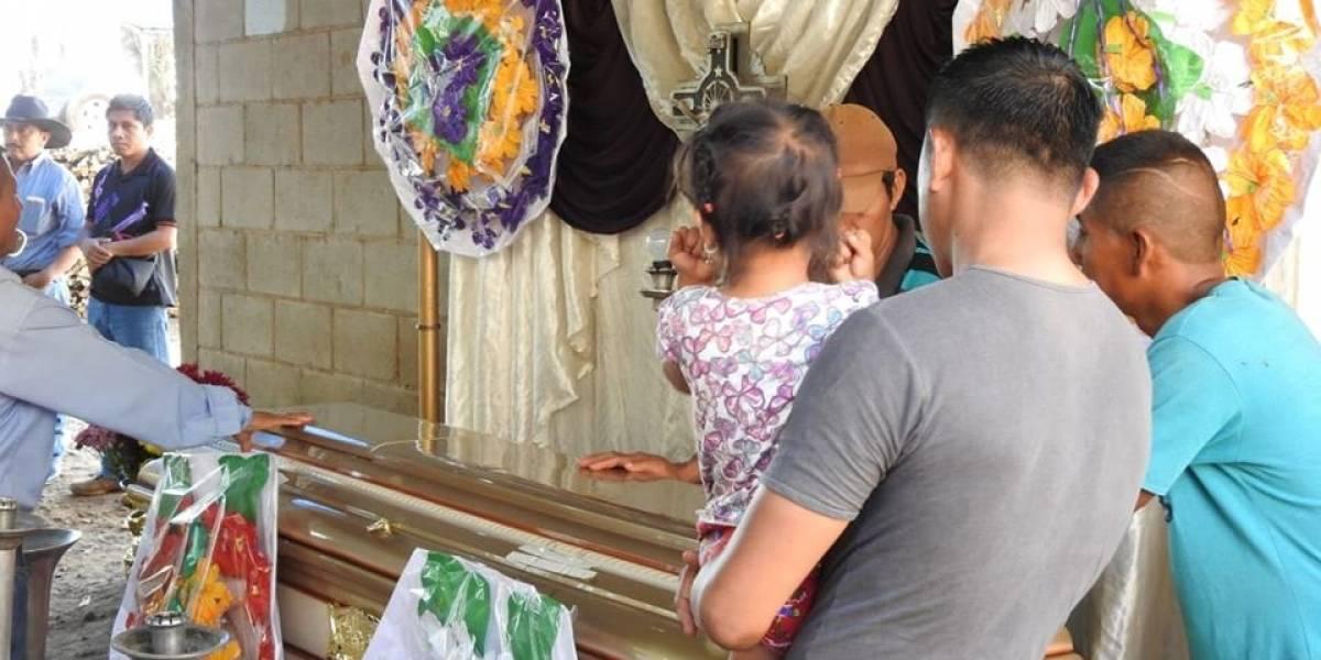Exigen esclarecer crimen de Dominga Ramos, esposa de excandidato del MLP