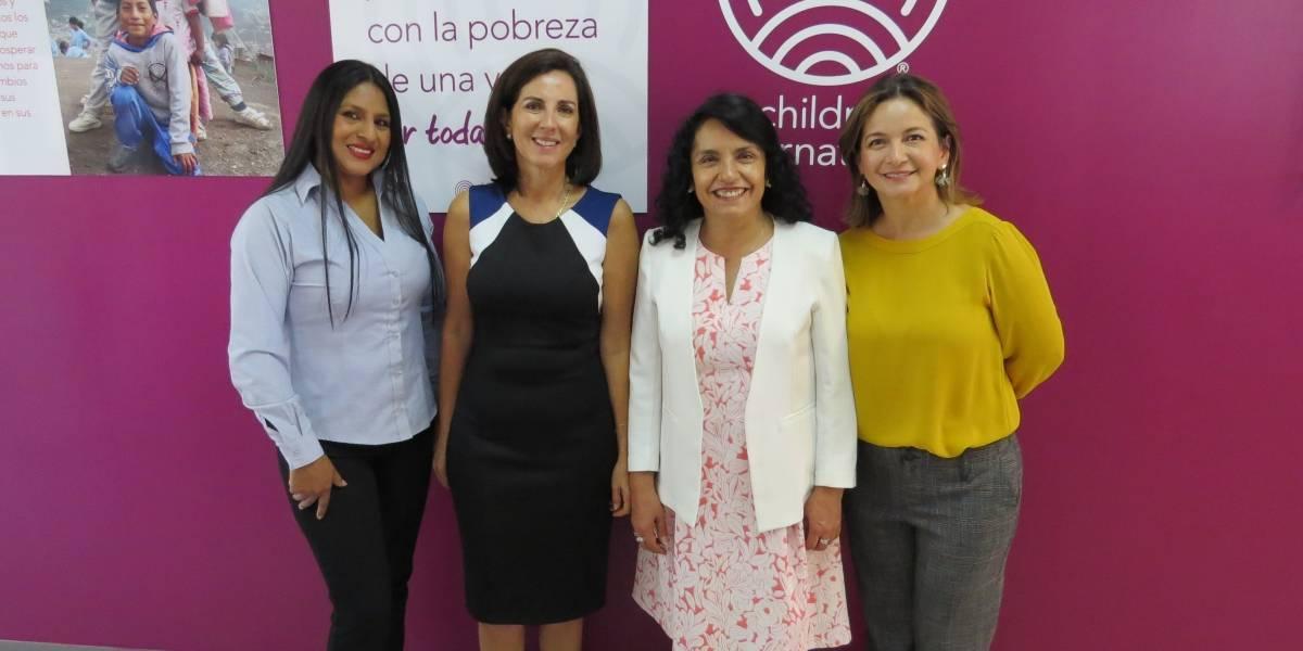Children International inauguró centro comunitario en el sur de Quito