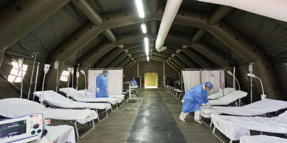 El coronavirus avanza: Colombia y Perú registran los primeros casos