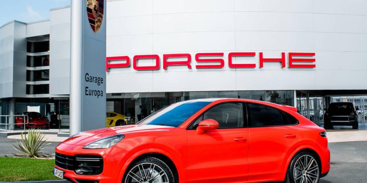 Llega a Puerto Rico el Porsche Cayenne Coupé