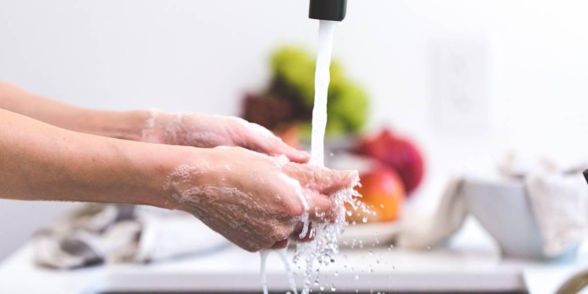A maneira correta de lavar as mãos para prevenir o coronavírus