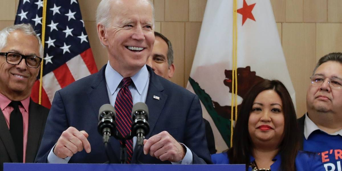 Joe Biden gana la mayoría de los delegados del Supermartes