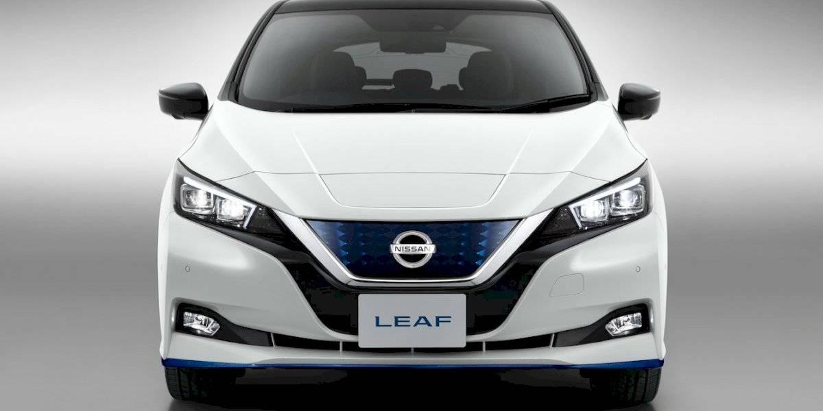Nissan destaca tecnologías de la segunda generación del Nissan LEAF
