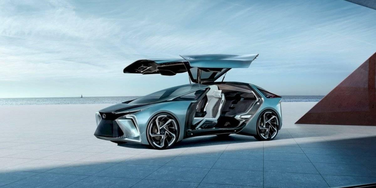 Lexus revela cómo lucirá el futuro del lujo automotriz