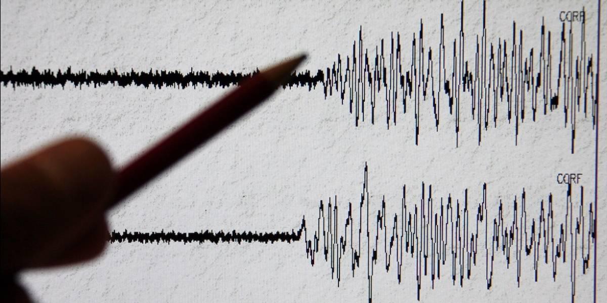 Sismo de magnitud 5 es sensible en el occidente del país