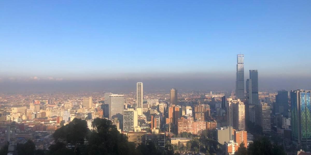 Por fin aire limpio: calidad del aire de Bogotá mejoró sustancialmente por aislamiento