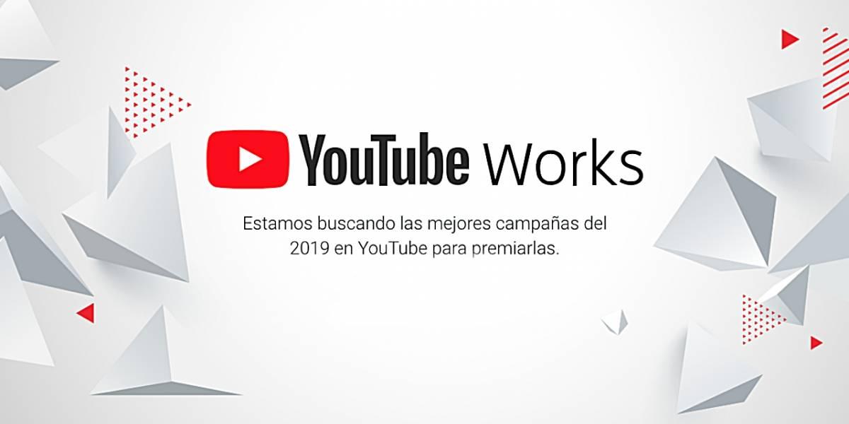 YouTube México: llegan al país los premios YouTube Works