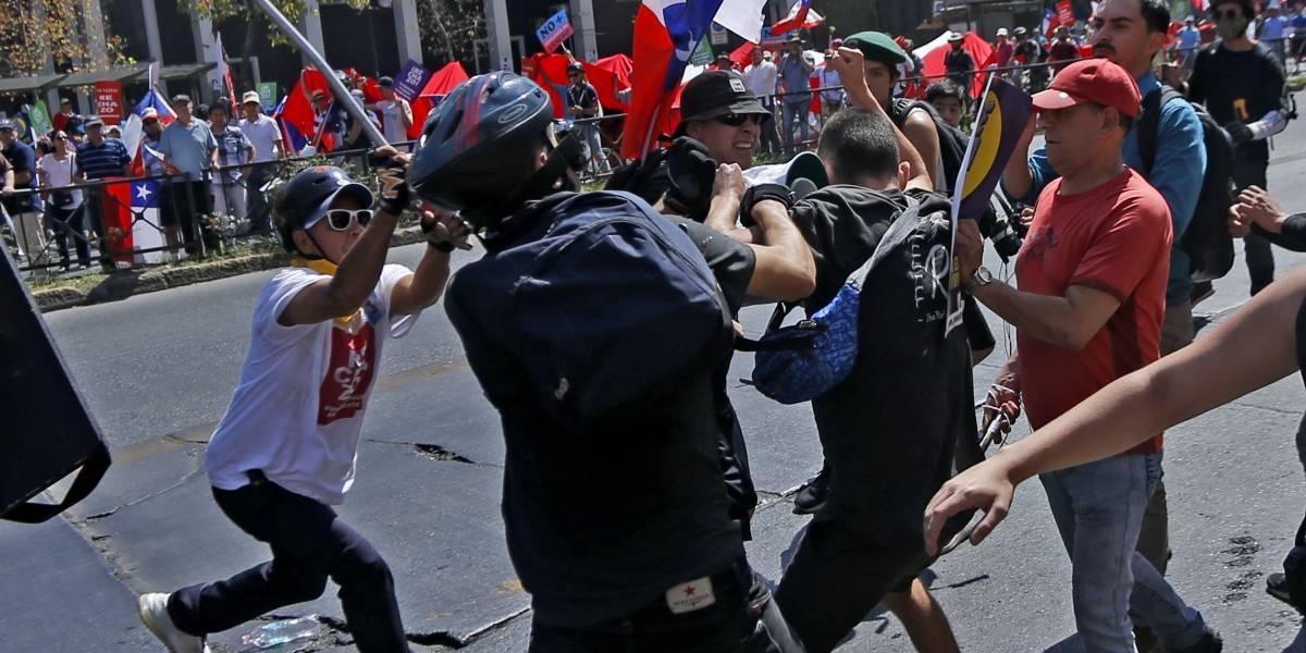 Bulnes 80: UDI intenta blindar discurso contra la violencia y al Rechazo