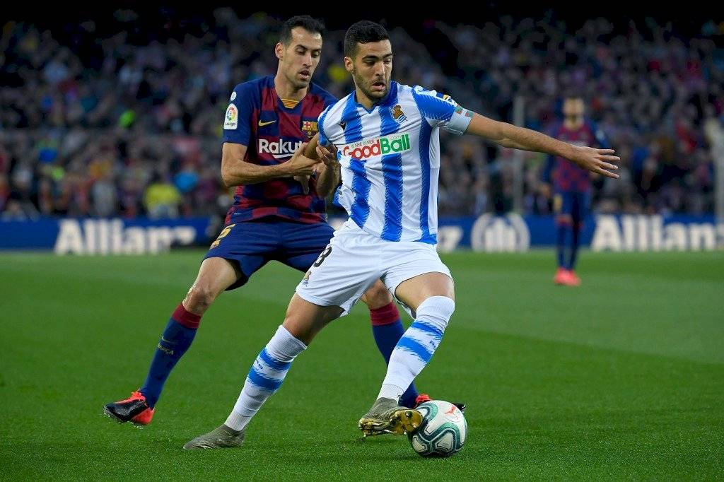 Barcelona vs Real Sociedad, LaLiga 2020