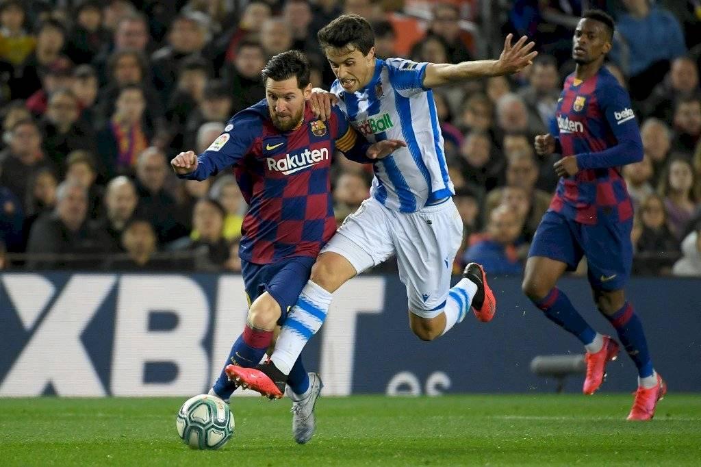 Resultado FC Barcelona vs Real Sociedad LaLiga2020