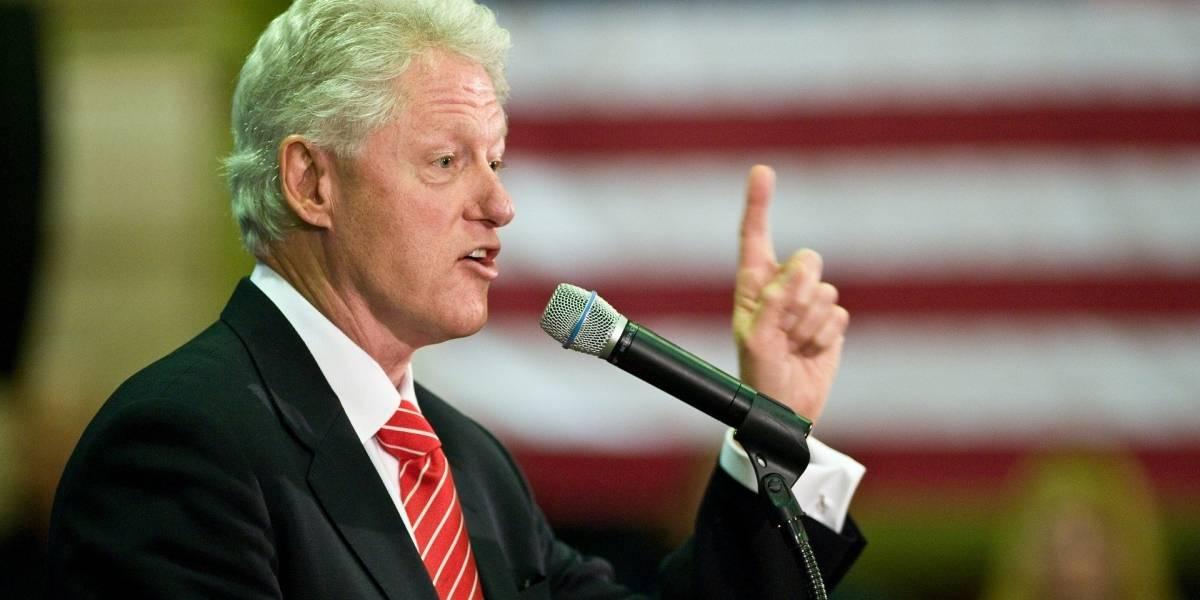 Clinton dice que su relación con Lewinski fue para