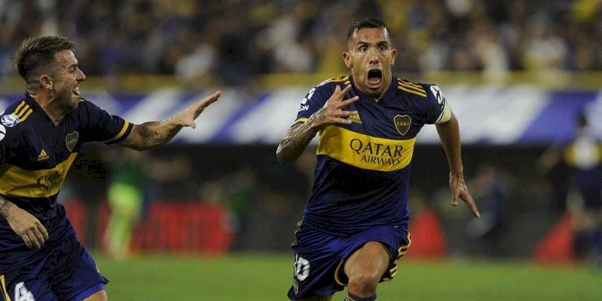 Boca gritó campeón en la Superliga Argentina con Maradona en La Bombonera