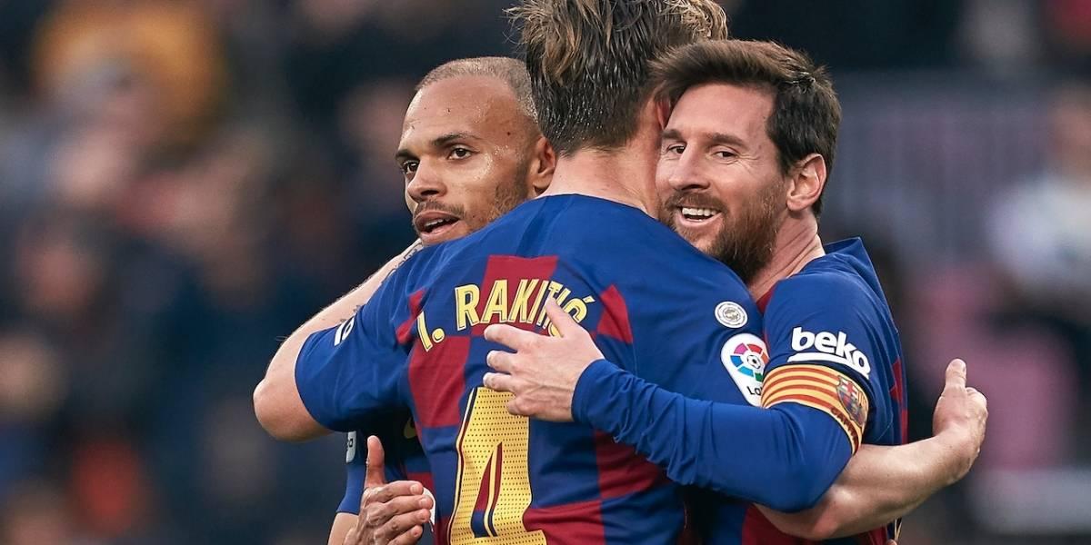 Barcelona vs. Real Sociedad | Los culés, a hacer su tarea y aguardar por un tropiezo del Madrid