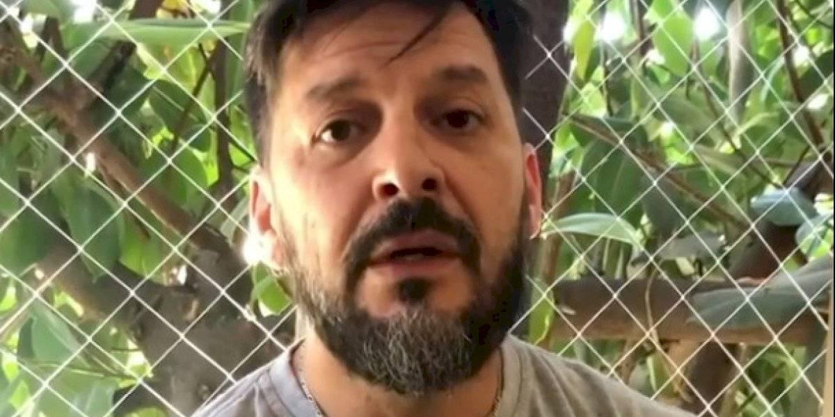 Rafael Cavada se suma a Daniela Vega: presentará querella por videojuego que incita a matarlos