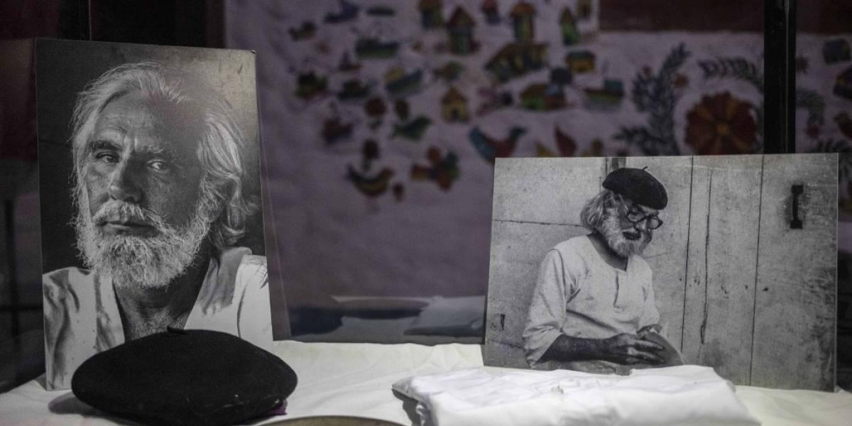 Entierran en secreto al poeta y sacerdote nicaragüense Ernesto Cardenal