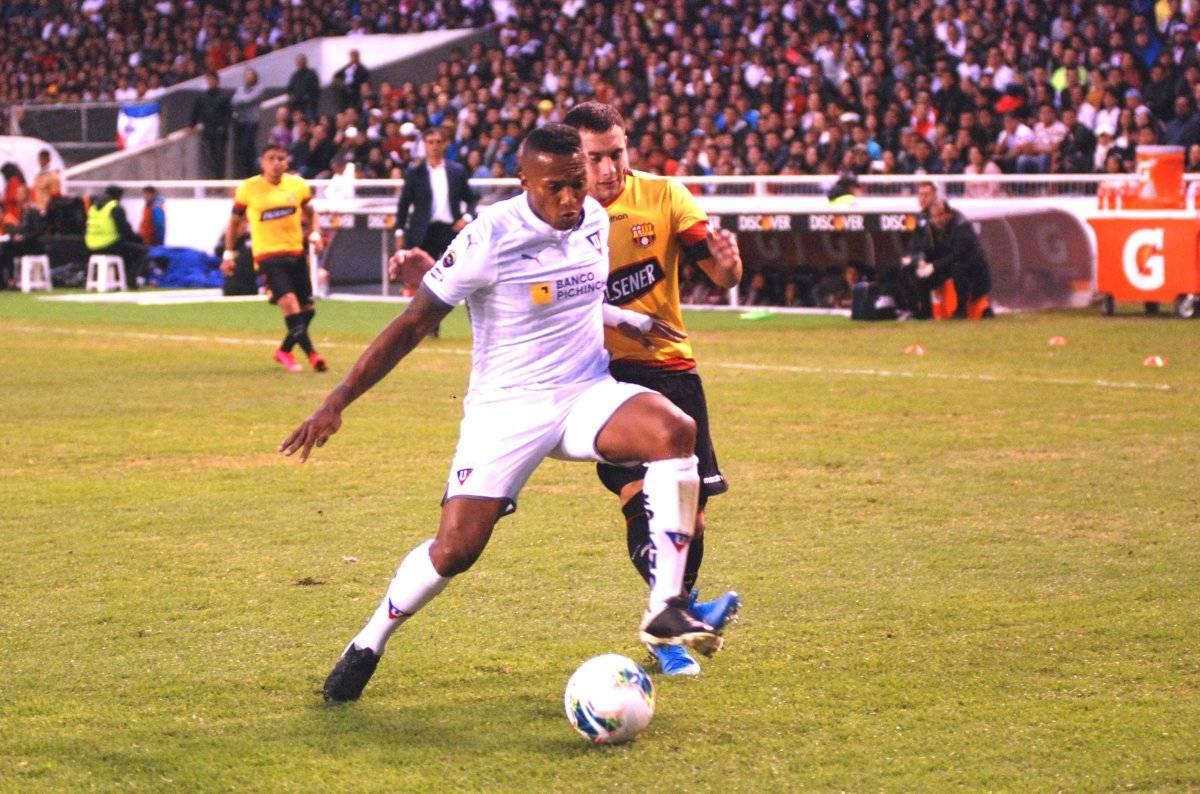 Liga de Quito vs Barcelona SC METRO ECUADOR
