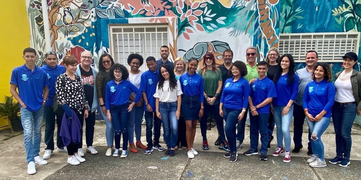 Jóvenes del Boys & Girls Clubs de Puerto Rico reciben mentoría de artistas y comunicadores